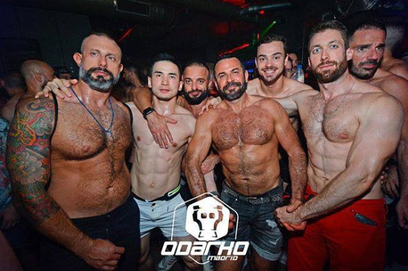 discoteca ambiente gay madrid